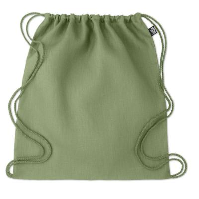 Image of Promotional Hemp Drawstring Bag 100% Organic