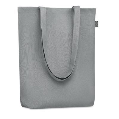 Image of Promotional Hemp Shopping Bag 100% Recyclable Tote Shopper
