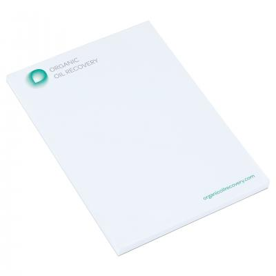 Image of Recycled Conference Pad A5