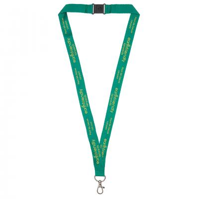 Image of Plant Fibre Lanyard 20mm