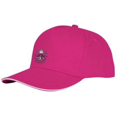 Image of Ceto 5 panel sandwich cap