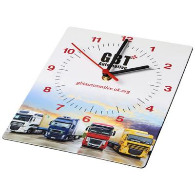 Image of Brite-Clock® rectangular wall clock