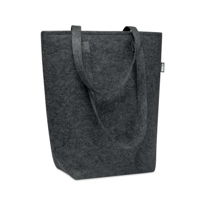 Image of Promotional Recycled Felt Shopping Bag Reusable Eco Tote Bag
