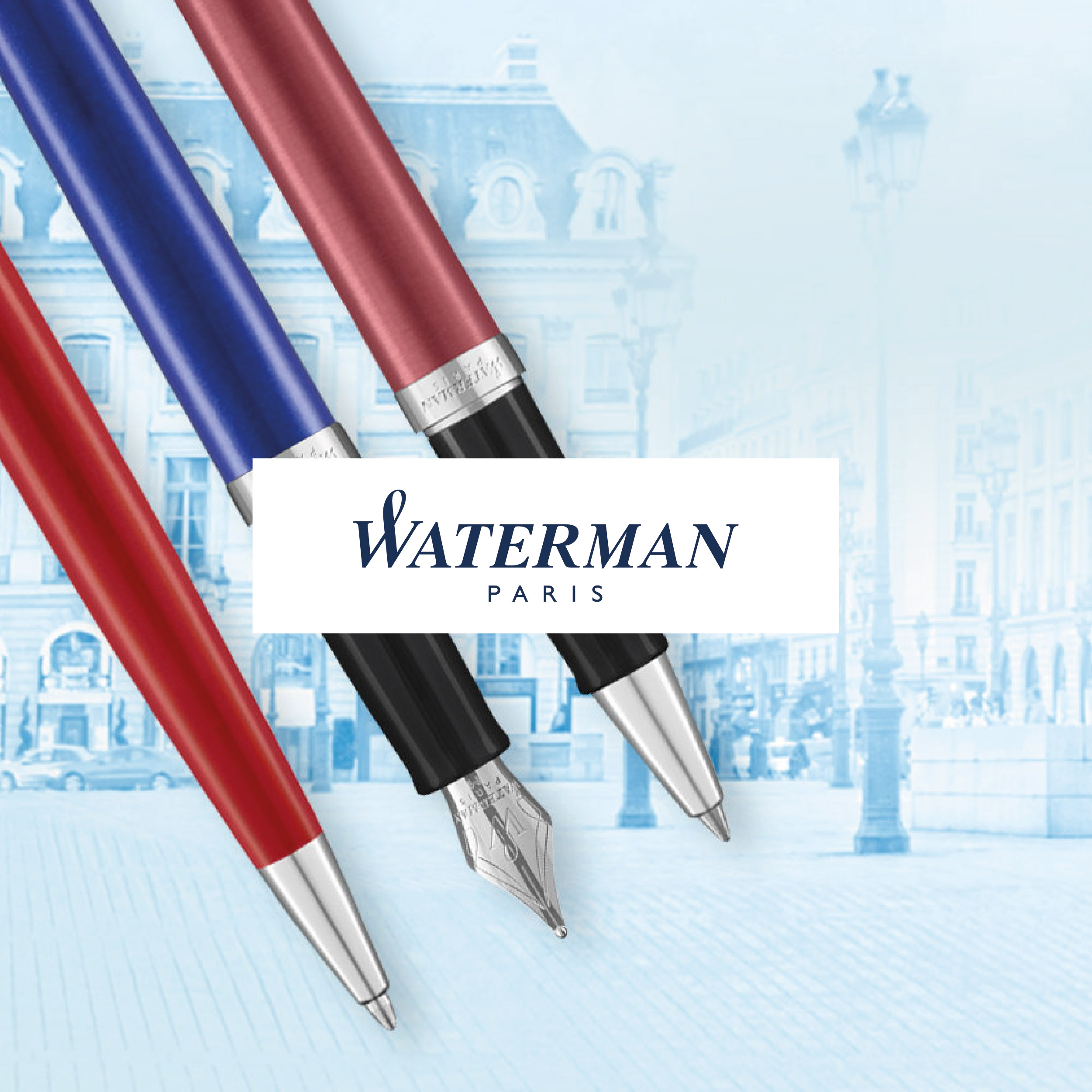 PromoBrand_Waterman_Pens_Promotional_Merchandise_Brands_Bounce_Creative_Designs