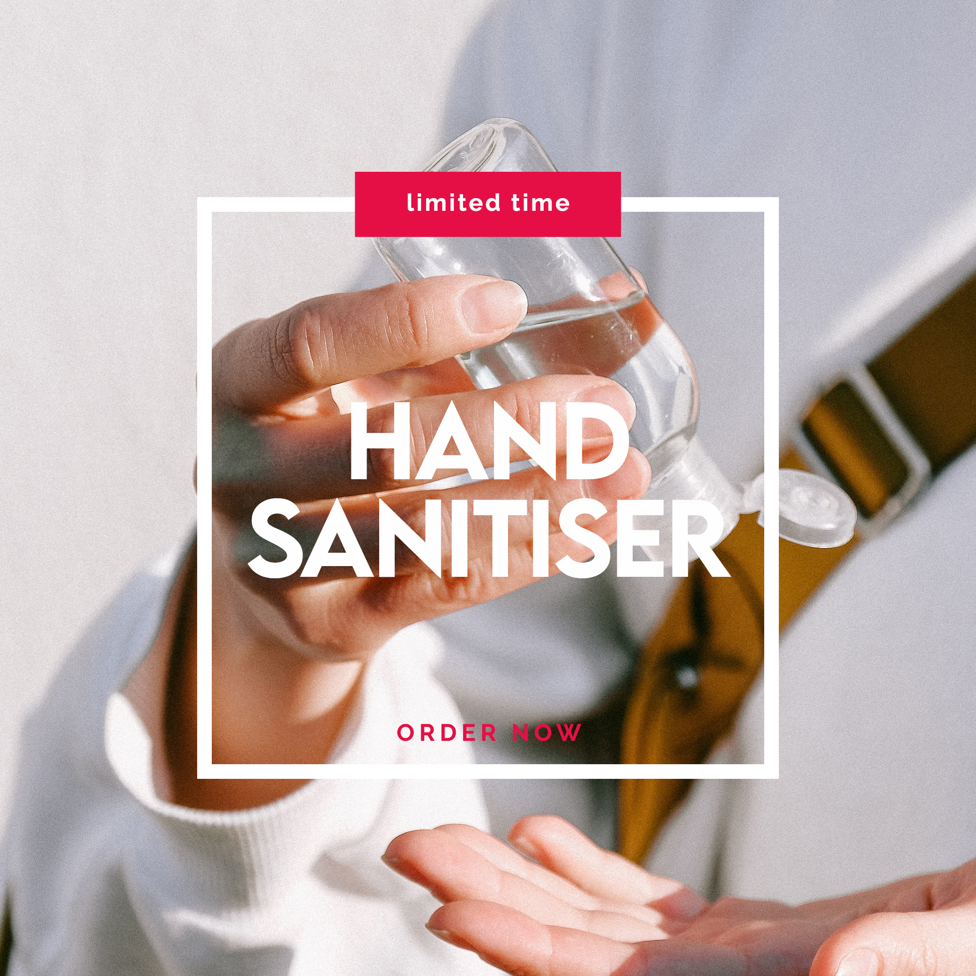 Promotional Branded Hand Sanitisers